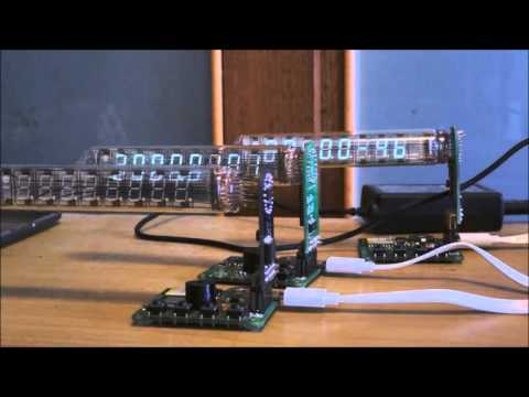 Arduino Due Clock with NTP sync, 2 8\