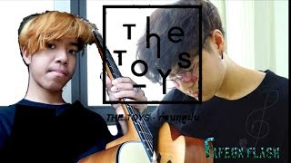 The toys. ก่อนฤดูฝน. Cover  จาก[Fafeun flash]...♡☆♡☆...¤¤....