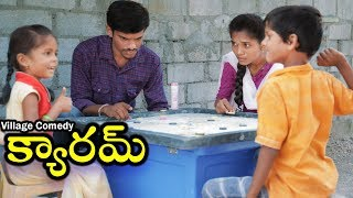 Village carrom  | Ultimate village comedy | Creative Thinks A to Z