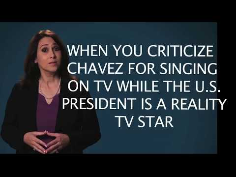 The Dangers of Singing Presidents