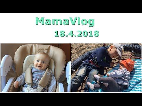 MamaVlog #3 | 18.4.2018