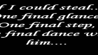Dance With My Father Again  Celine Dion Lyrics