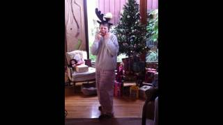 Daddy Don't Get Drunk This Christmas--Earlene's Dance Version!