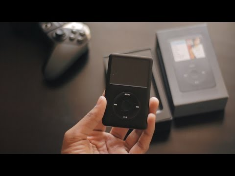 The Apple iPod Classic in 2018/19!