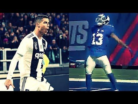 "The Ronaldo Celebration Worldwide ""SIIU"" (Esultanza Sii Cristiano Ronaldo Juventus)"