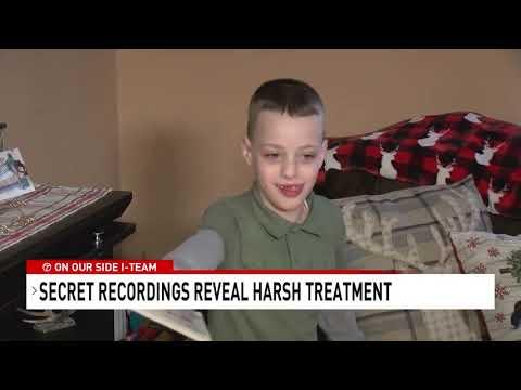 Disturbing audio recording inside an elementary school in West Virginia