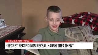 Disturbing audio recording made inside an elementary school classroom in West Virginia