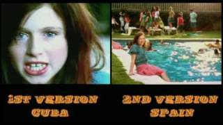 Amy Diamond   What's In It For Me (Both Versions Side By Side In Widescreen)