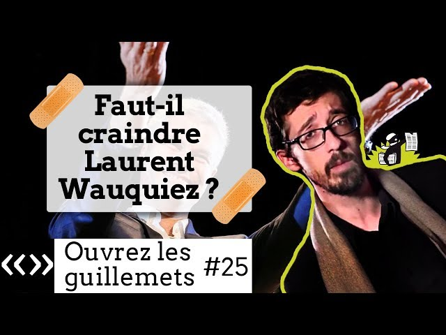 Video Pronunciation of Laurent Wauquiez in French