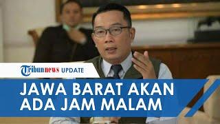 Warga Terus Ngeyel, Ridwan Kamil Akan Berlakukan Jam Malam di Seluruh Wilayah Jawa Barat