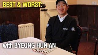 Byeong-Hun An Best & Worst