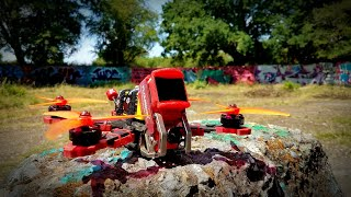 Feltham circles FPV freestyle