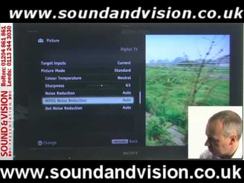 Sony KDL-40CX520BU(KDL40CX520BU)Video Review-Cheap 40Inch L