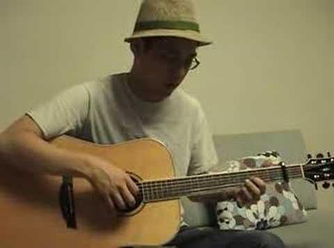 Bob Dylan - Buckets Of Rain (cover)