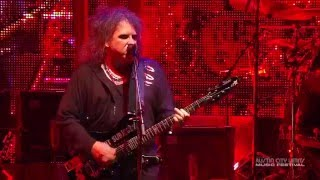 The Cure Open Live