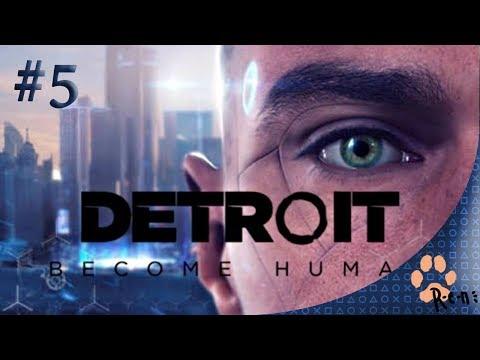 Detroit Become Human Ultimatni  CZ Stream
