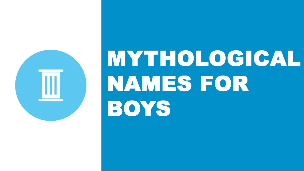 Mythological names for baby boys - the best names for your baby - www.namesoftheworld.net