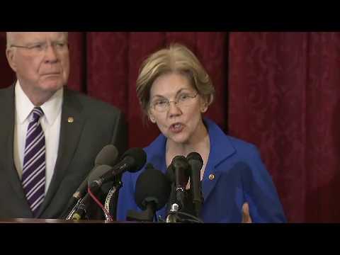 Senator Elizabeth Warren on Section 702 of the Foreign Intelligence Surveillance Act