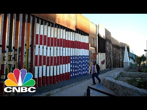 President Trump's Border Wall Could Spark Government Shutdown | Squawk Box | CNBC