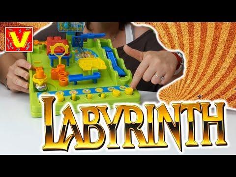 IL LABIRINTONE - gioco di abilità - sfida te stesso o i tuoi amici in un percorso a tempo!