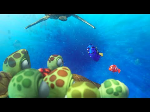 Commercial for Finding Dory (2016) (Television Commercial)