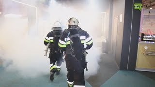 """Шокирующие результаты проверки ТЦ """"Дафи"""" на случай пожара"""