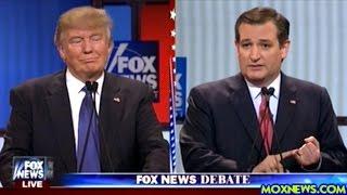 DONALD TRUMP vs EVERYBODY ELSE Republican Debate In Detroit Michigan (FULL DEBATE)
