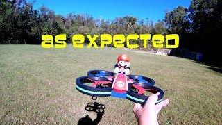 Nintendo Mario Copter Flight Test As Expected