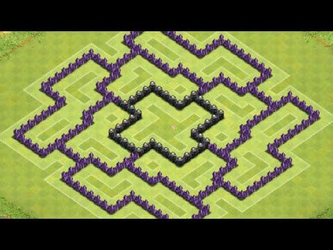 Clash Of Clans Th Farming Base