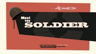 【TF2ゆっくり】soldier紹介