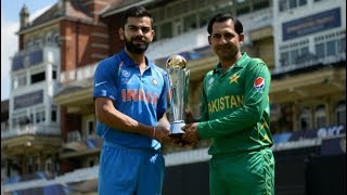 Pakistan vs indian champion trophy 2017 heighlights in hindi commentry