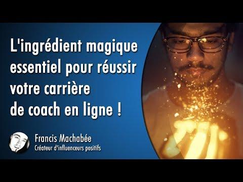 La persévérance : L'ingrédient magique essentiel pour réussir votre carrière de coach en ligne !