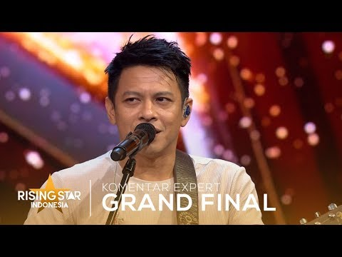 Download Ariel Menyanyikan Lagu Noah Versi Jepang | GRAND FINAL | RISING STAR INDONESIA 2019 HD Mp4 3GP Video and MP3