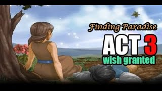 """Finding Paradise 