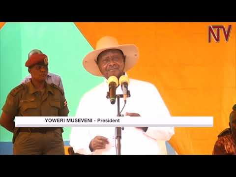 Museveni recommends adoption of modern farming