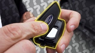 6 Hidden Features of the 2020 Ford Ranger Key