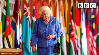 The Queen's message and celebration for Commonwealth Day 2021 👑🎉📺 @BBC Studios - BBC