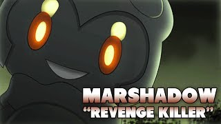 Marshadow  - (Pokémon) - LEGENDARIOS VS LEGENDARIOS: MARSHADOW,