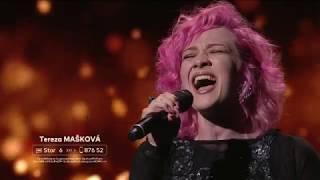 SUPERSTAR Tereza Mašková - Jednoho dne se vrátíš (Věra Špinarová)