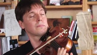 Joshua Bell plays Brahms' Hungarian Dance No.  1