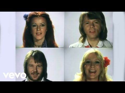 Abba - Take A Chance On Me (Official Video)