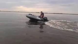 лодки salmon 330
