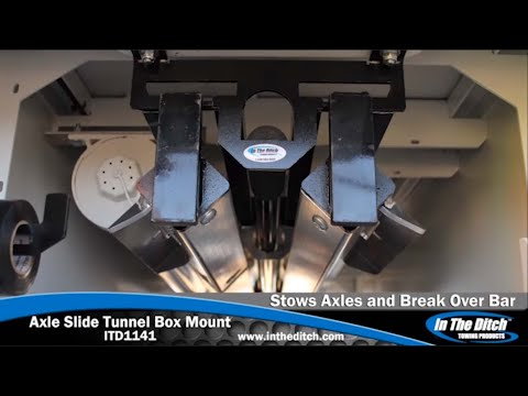 Axle Slide Tunnel Box Mount –  ITD1141