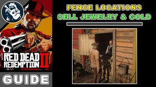 How to Sell Gold Bars & Jewelry - Red Dead Redemption 2 Everything You Need To Know #1