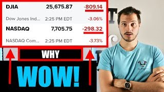 Stock Market In Crash Mode! What Now?