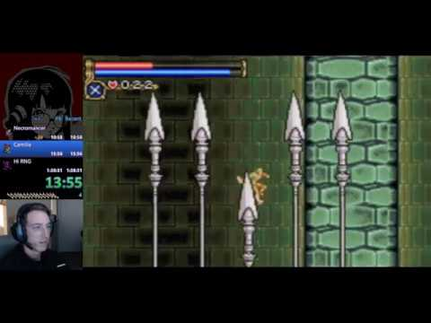 castlevania: circle of the moon rom