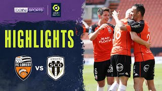 Lorient 2-0 Angers Pekan 35