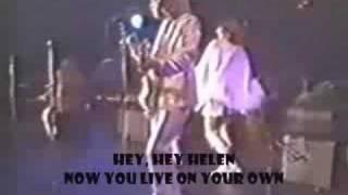 [Lyrics] ABBA-Hey Hey Helen 1975