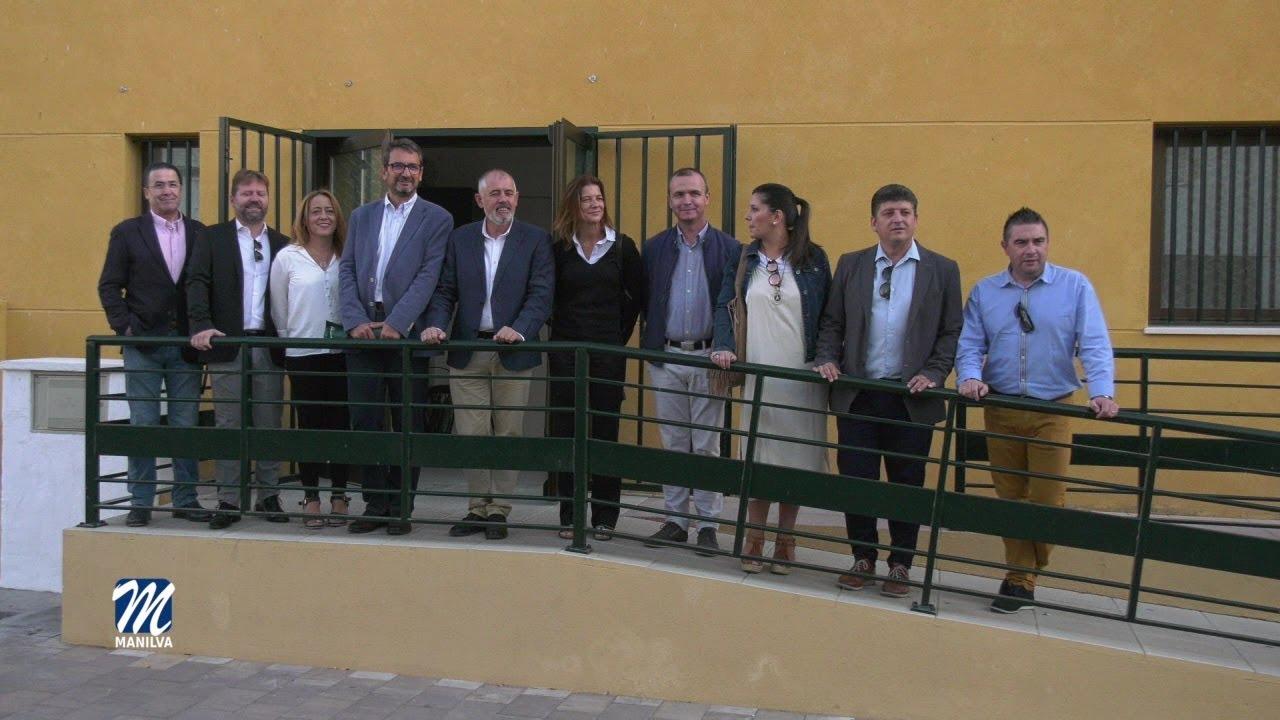 LA NUEVA OFICINA DEL PATRONATO YA OPERA EN SABINILLAS