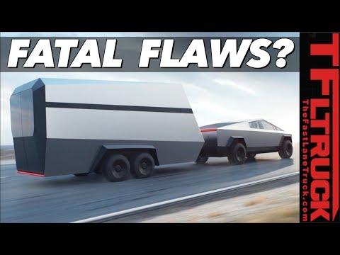 External Review Video -cvNfmL7XQg for Tesla Cybertruck Electric Pickup